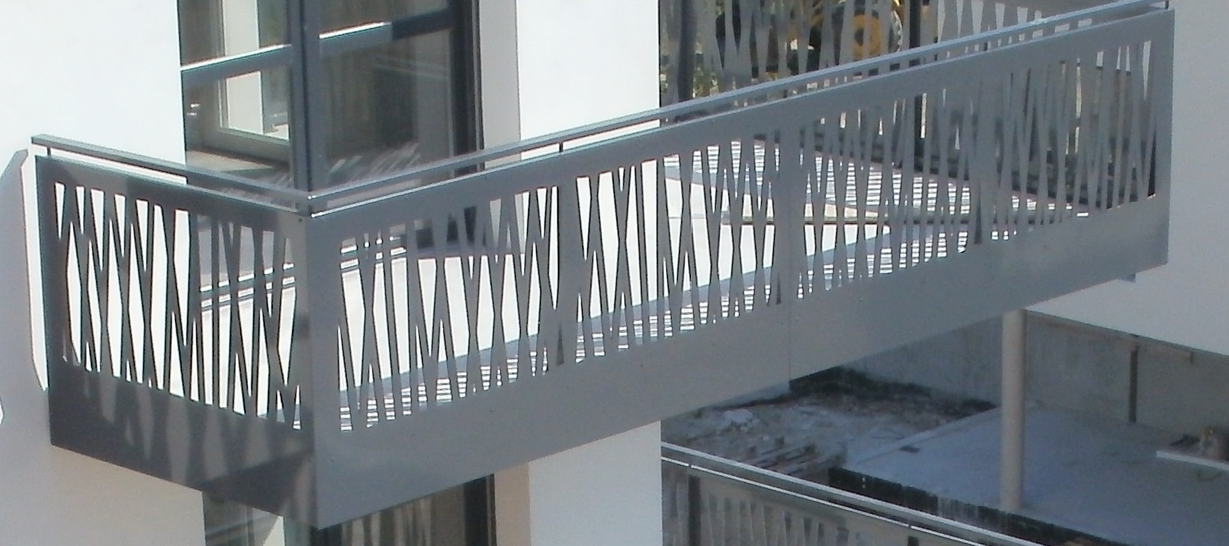 Garde corps arts et forges for Balustrade aluminium exterieur